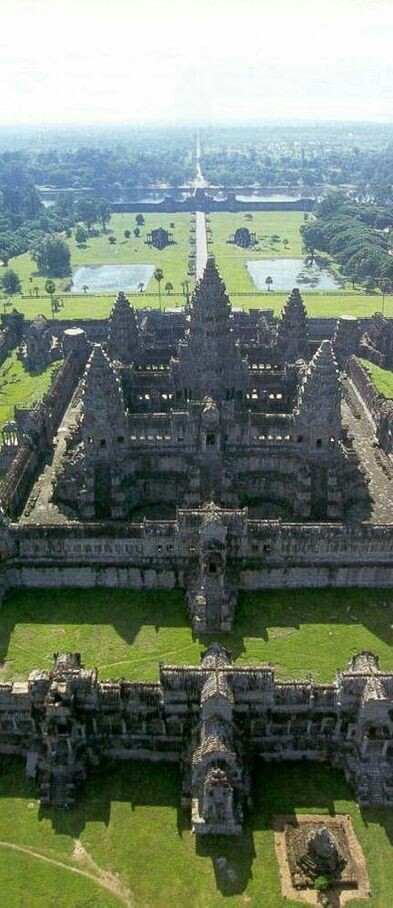 Temples of Angkor Cambodja