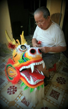 Dragon Head Maker