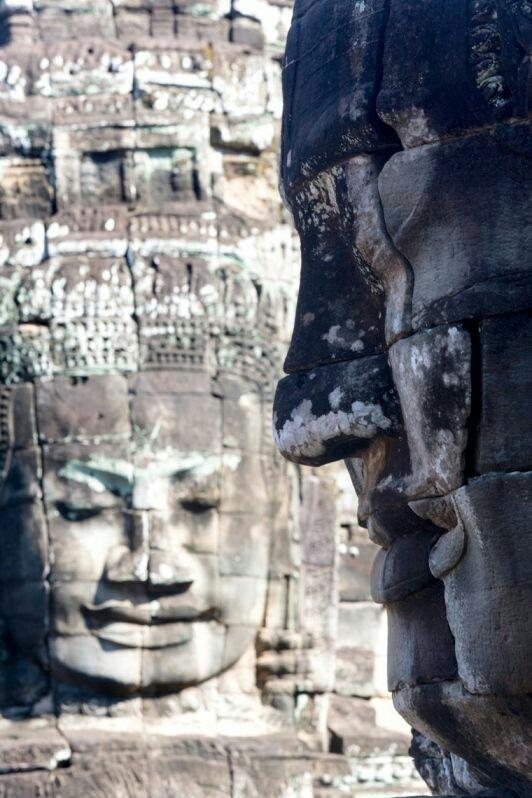 Angkor Temples Cambodja