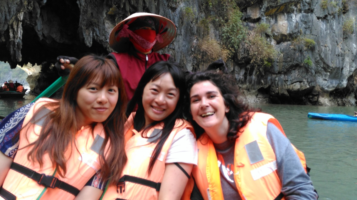 I had the fortune of travelling to Halong Bay and many other 45 countries. I rate Halong Bay as one of the most beautiful places on Planet Earth. Go visit. Help the community.