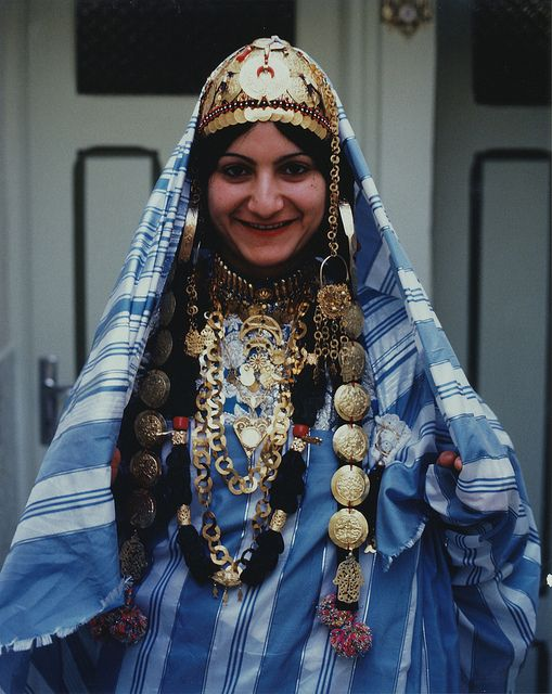 Tunisia - Traditional costumes