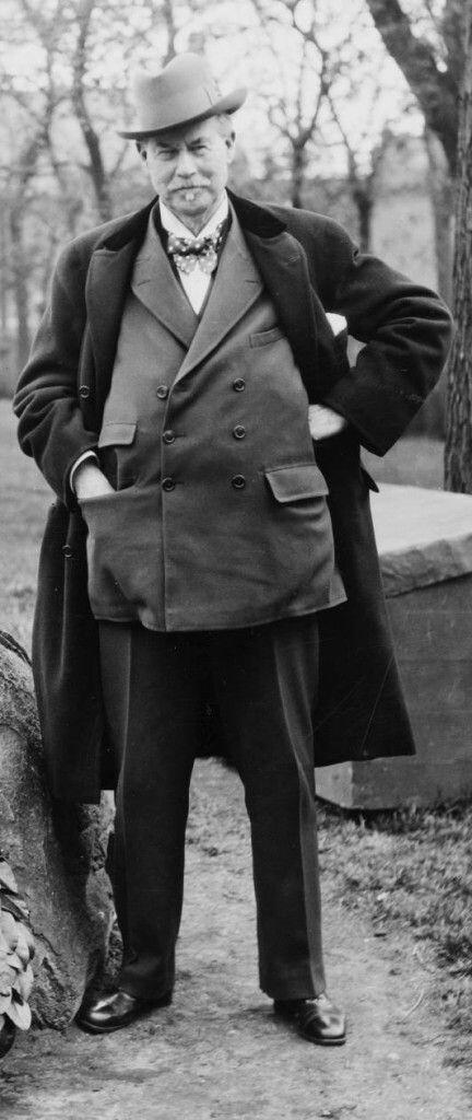 Sir Thomas Lipton (1850-1931)