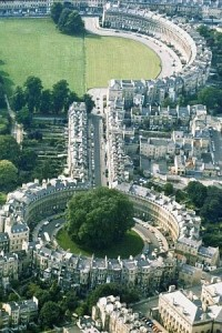 If there were no other architectural landmarks in Bath, the Royal Crescent alone would command the visitor's attention and the historian's accolades.