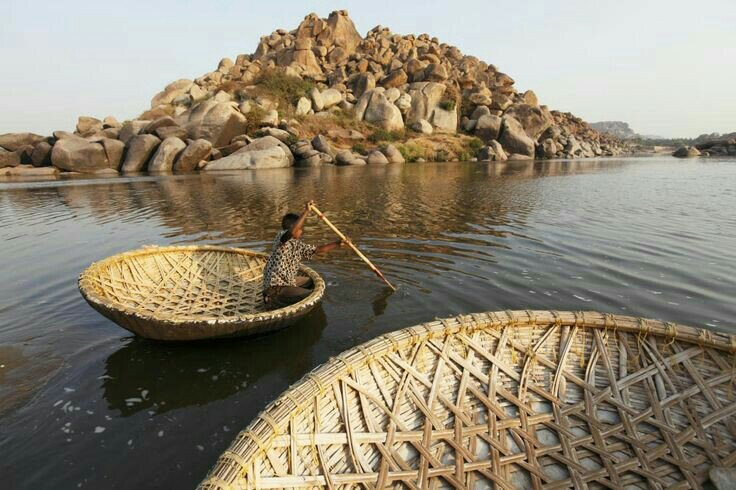 Hampi, India. Visit the site for more on UNESCO World Heritage Cultural Sites at https://theworldandmylaptop.com