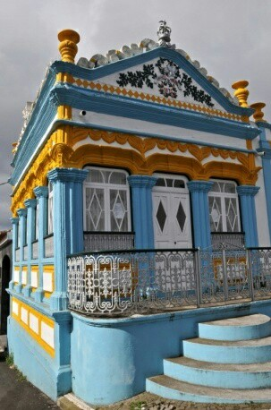 Azores UNESCO World Heritage Site