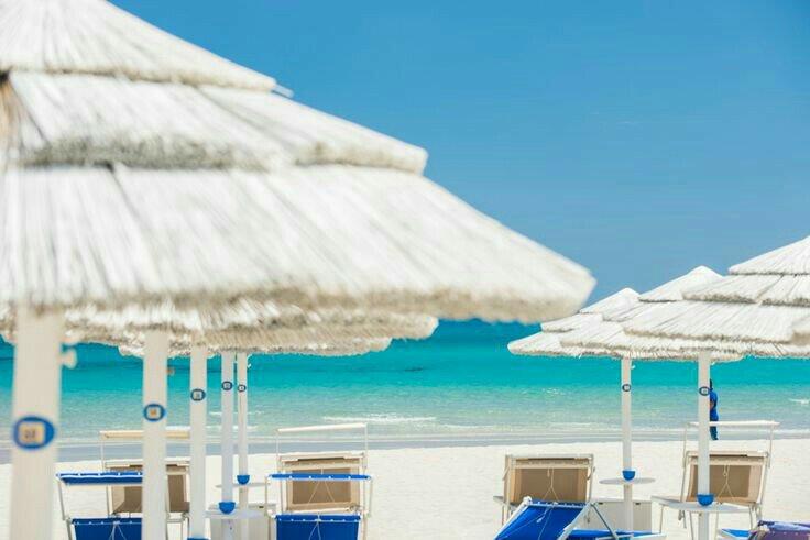 Silmius Hotel private beach
