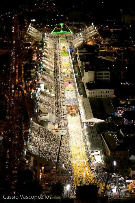 The Carnival Rio de Janeiro