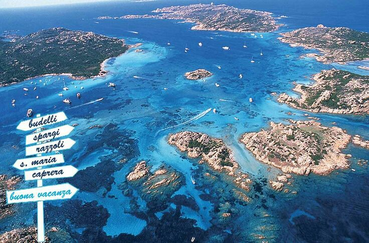 National Park of La Maddalena Archipelago