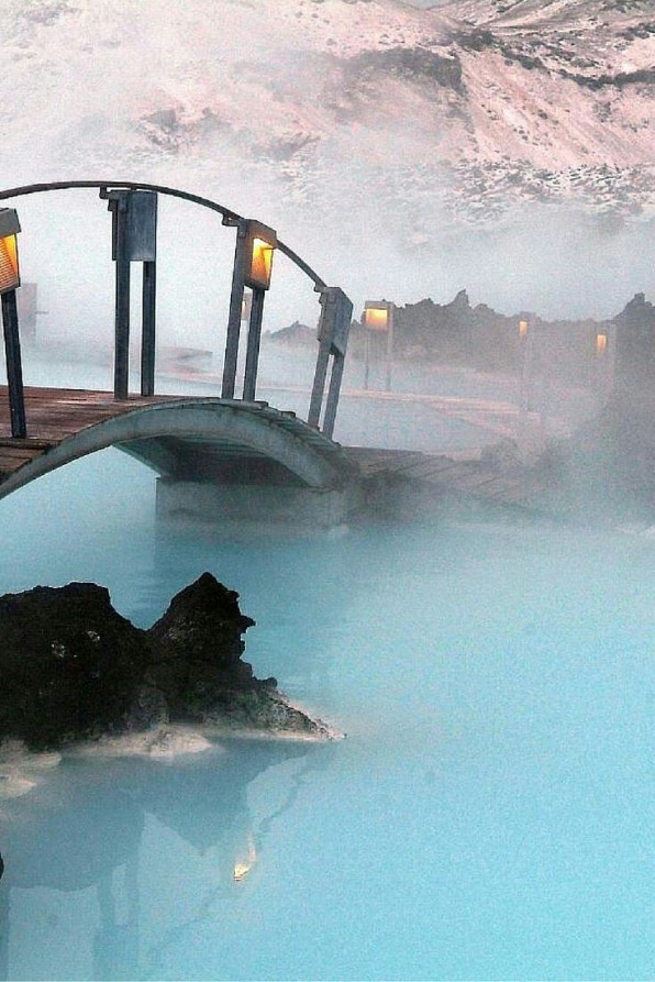 Take the best of life and travel to Iceland!