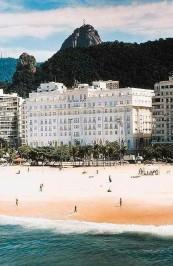 Copacabana Palace Luxury Hotel