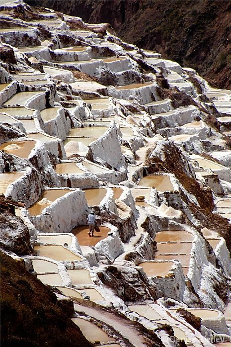 Peru Travel Inspiration - (Salinas de Maras, Cusco, Peru)