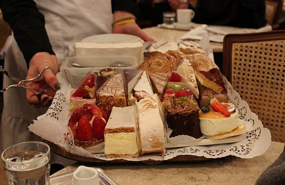 Salzburg's Cafe Tomaselli