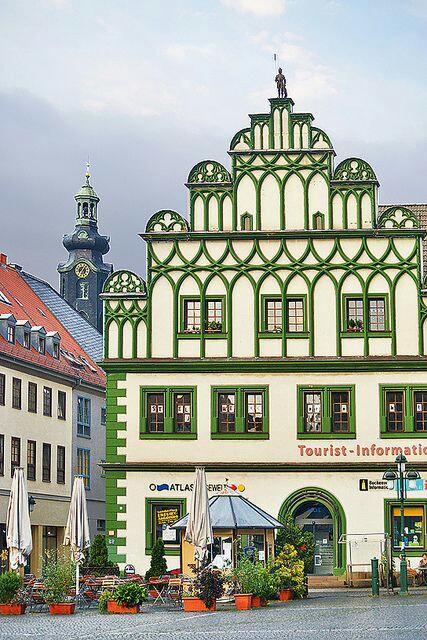 Weimar - European Capital of Culture
