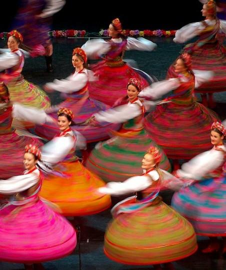 Exploring cultural dance