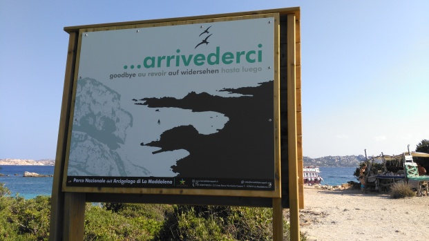 Hasta siempre Sardinia