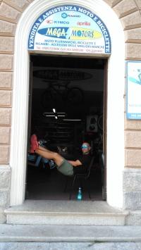 Stress free in Sardinia