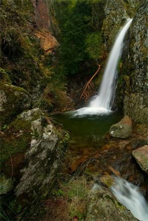 The Serra da Estrela is the hightest mountain and forms part of the Serra da Estrela Natural Park