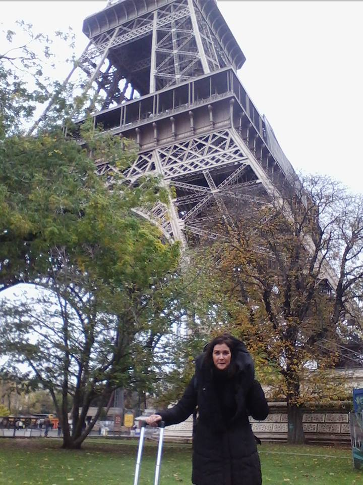 La Tour Eiffel. A few hours short break on my return from Sweden back to Lisbon.