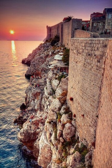 Dubrovnik. Beautiful Croatia. Friendly people.