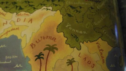 Burma, Yunnan and Laos