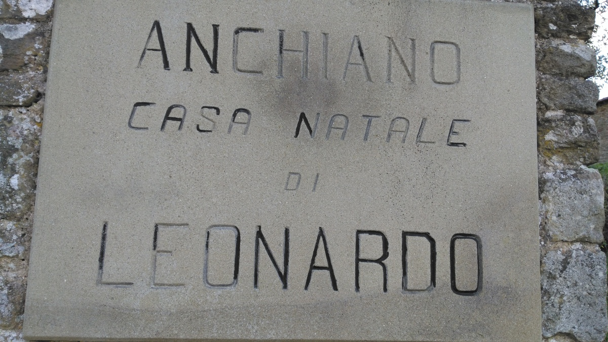 Take the train to Empoli then the bus to Anchiano to visit Leonardino museum. Anchiano-Vinci-Empoli-Florence Leonardo da Vinci birthplace.