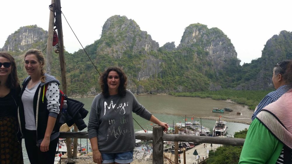 Halong Bay one of the most beautiful places on Planet Earth