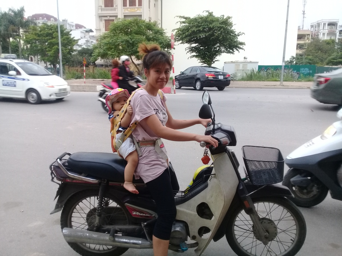 People and culture in Hanoi, Vietnam