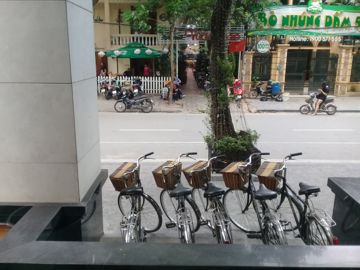 The Ann Hanoi Hotel is one of the best in Hanoi.
