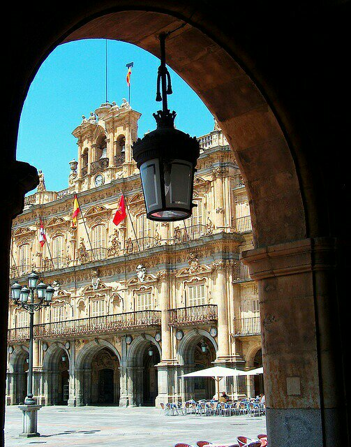 Salamanca is an architectural gem.