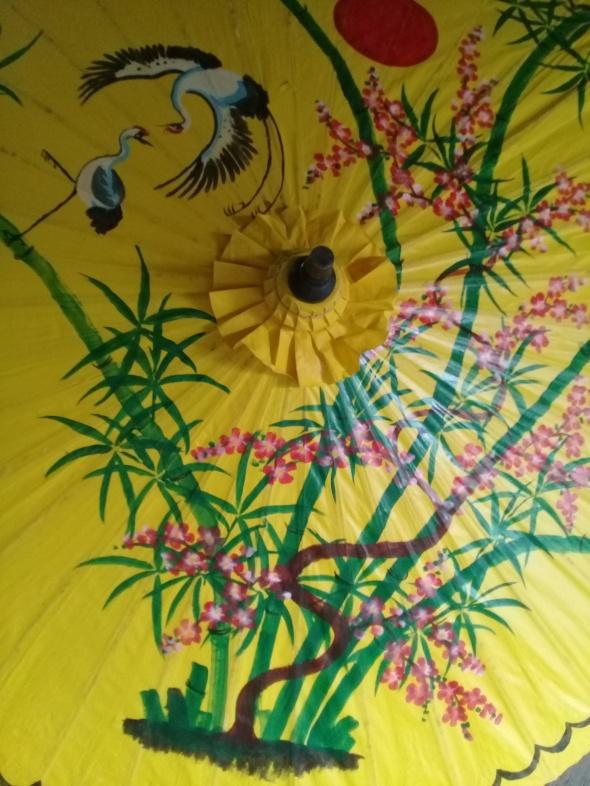 Best flea markets across the globe Traditional hand-made Thai Umbrella Photo Credit: Ana Santos