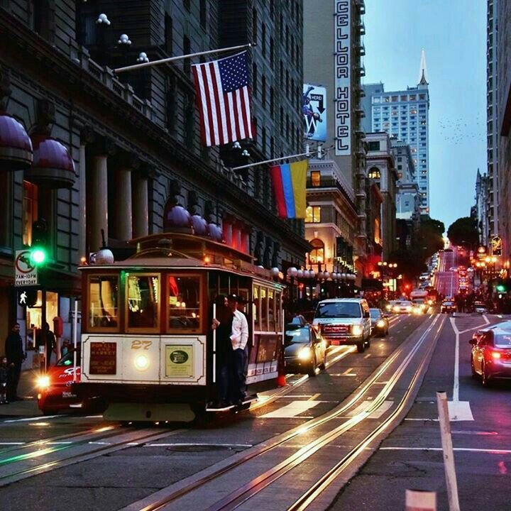 10 Top Elevator Rides: Westin St Francis Hotel, San Francisco