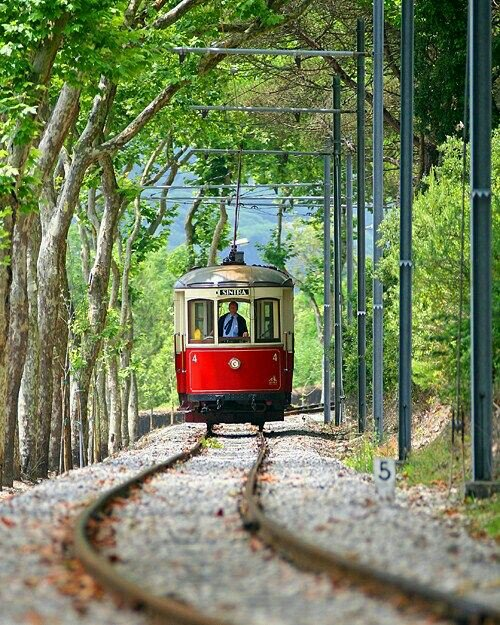 Sintra, Portugal. European UNESCO Cultural Sites