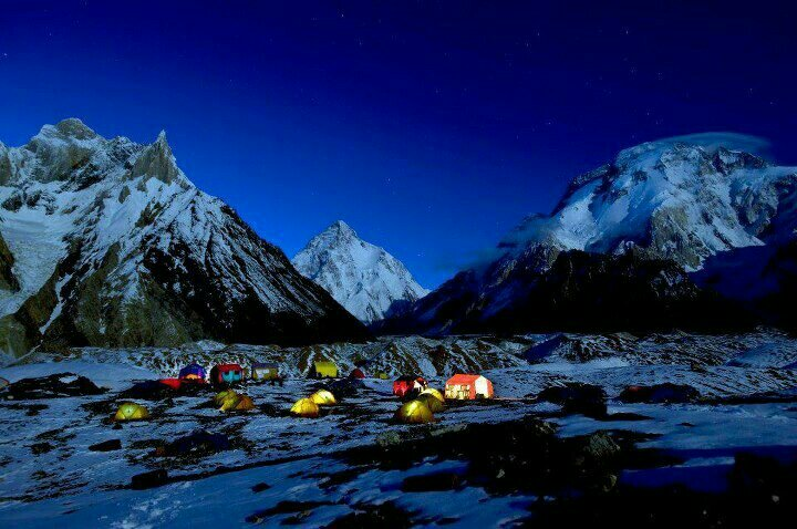 Concordia Trek, Pakistan. Top 10 long distance trails