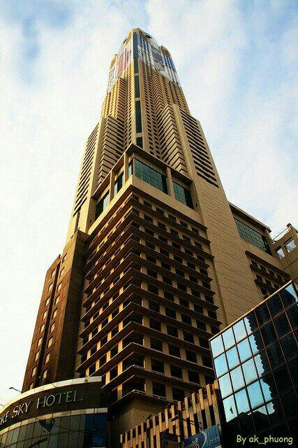 Top 10 Elevator Rides: Bangkok