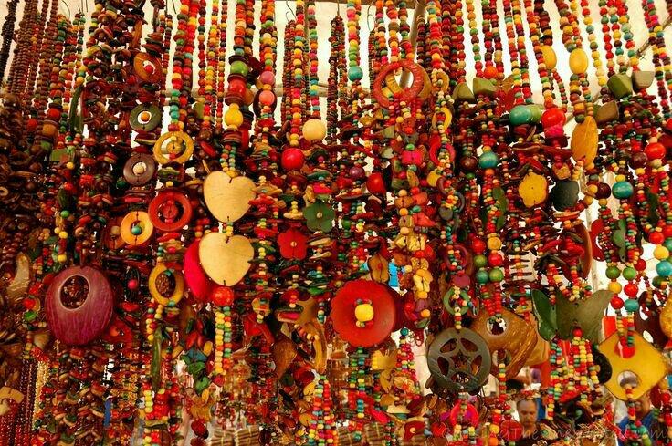 The flea market in Fortaleza, Brazil is one of the best across the globe.