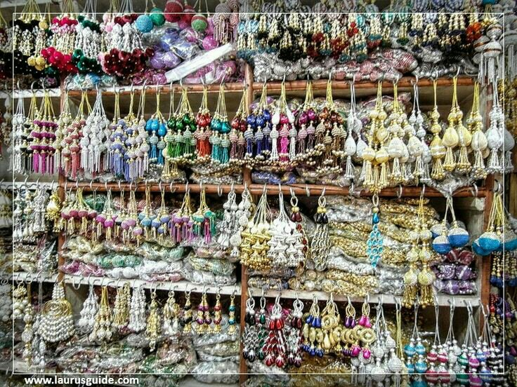 Top 10 Shopping Streets: New Delhi