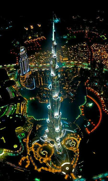 Top 10 Elevator Rides: Dubai