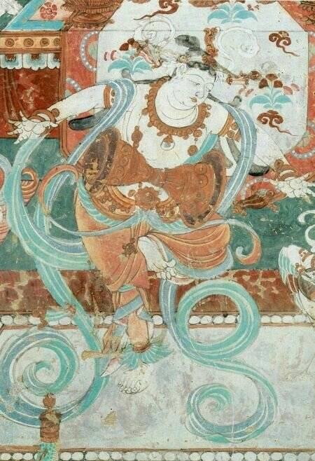 The Silk Road: The Thousand year Buddha Caves, Dunhuang