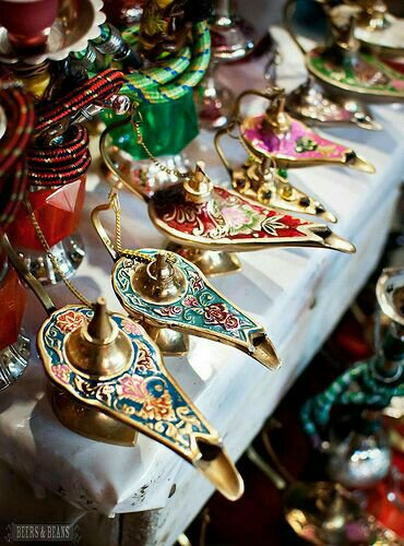 At the top of rank for the flea markets across the globe. Prices are never fixed in Morocco.