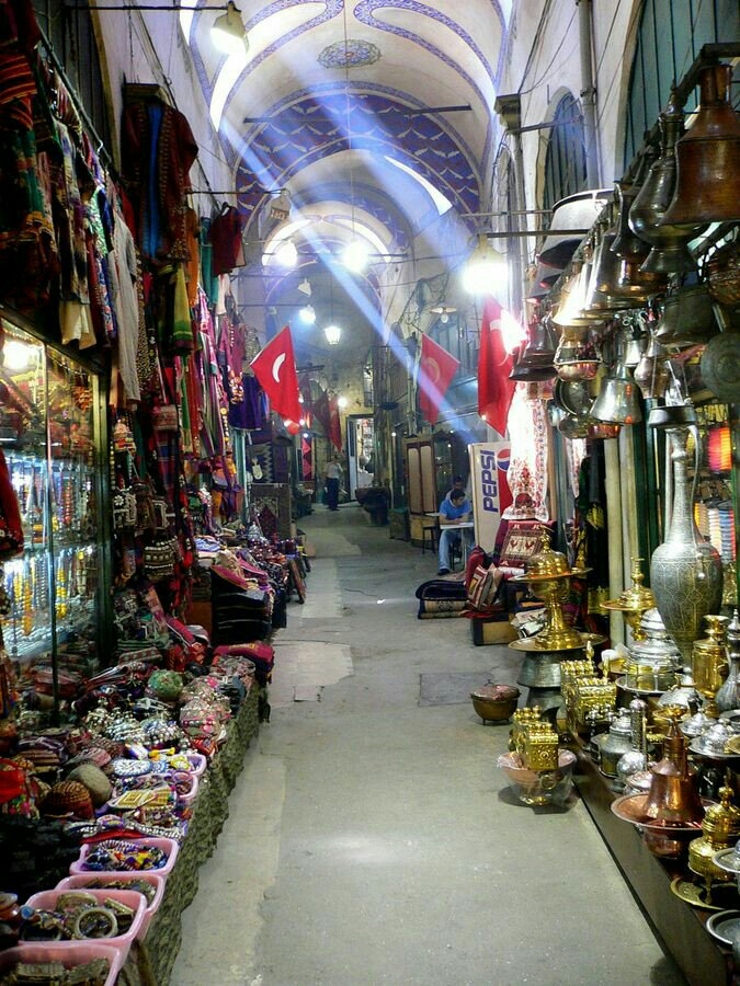 Top 10 Shopping Street: Istanbul