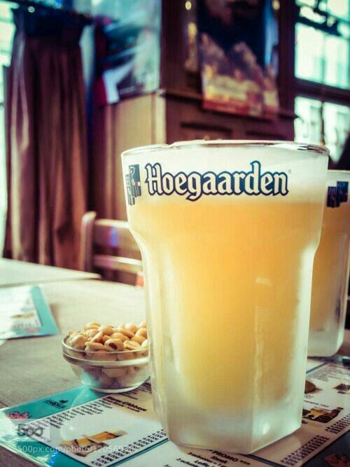 Hoegaarden beer, Belgium