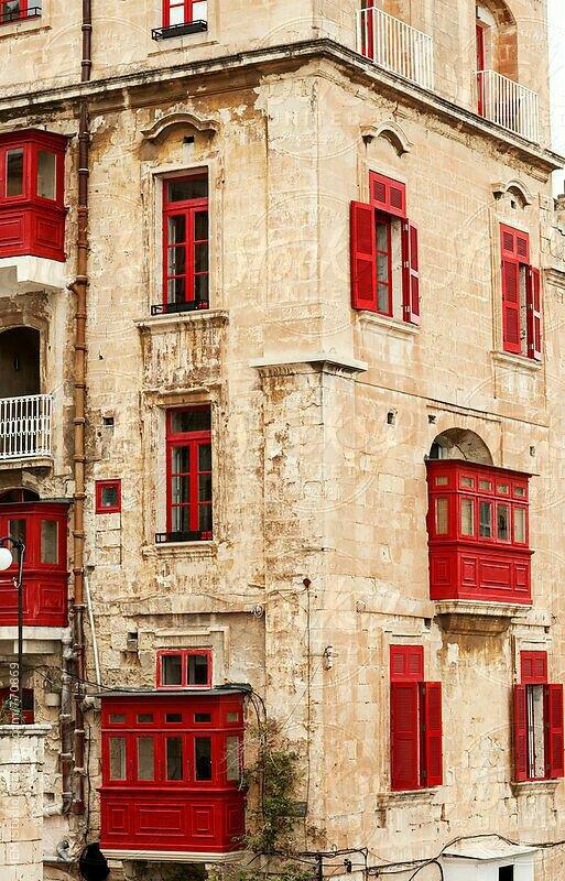 Valleta, Malta one of the Europeans UNESCO World Cultural Heritage Sites