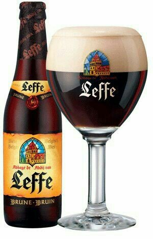 Leffe Brune, Abbey. One of my favourite.