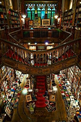 Best bookshops in Portugal